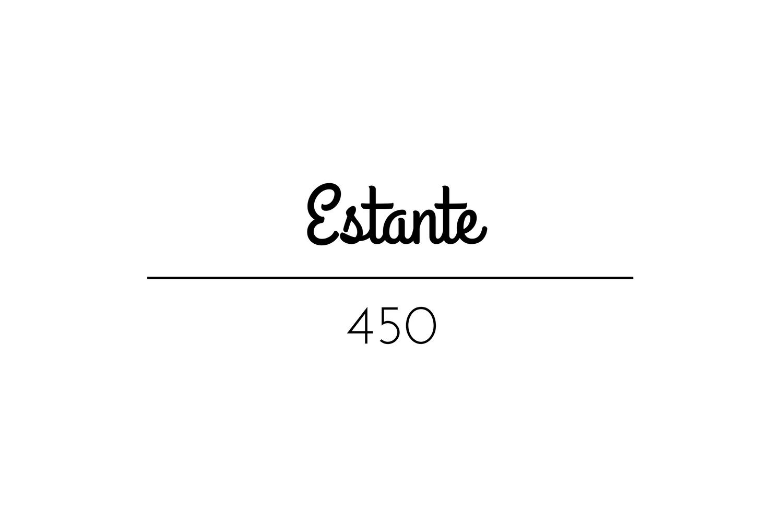 Estante 450