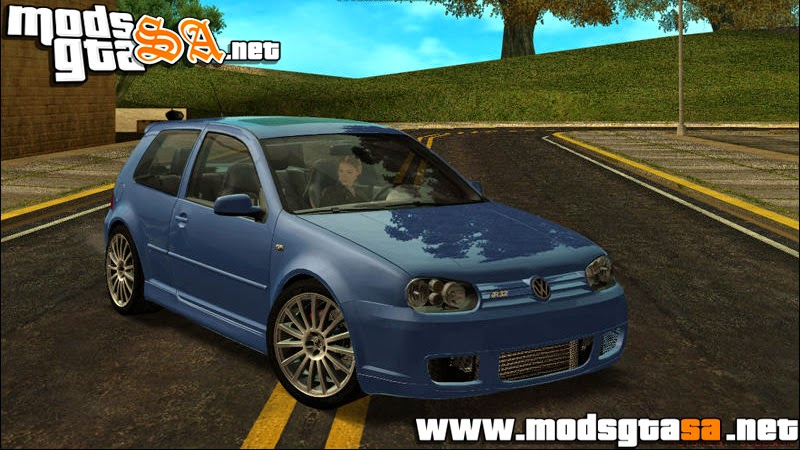 SA - VW GOLF R32 - Stock