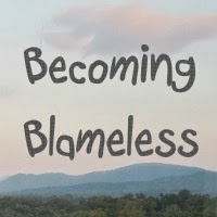 Grab button for Becoming Blameless