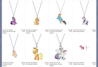 Zulily MLP Jewelery Sale