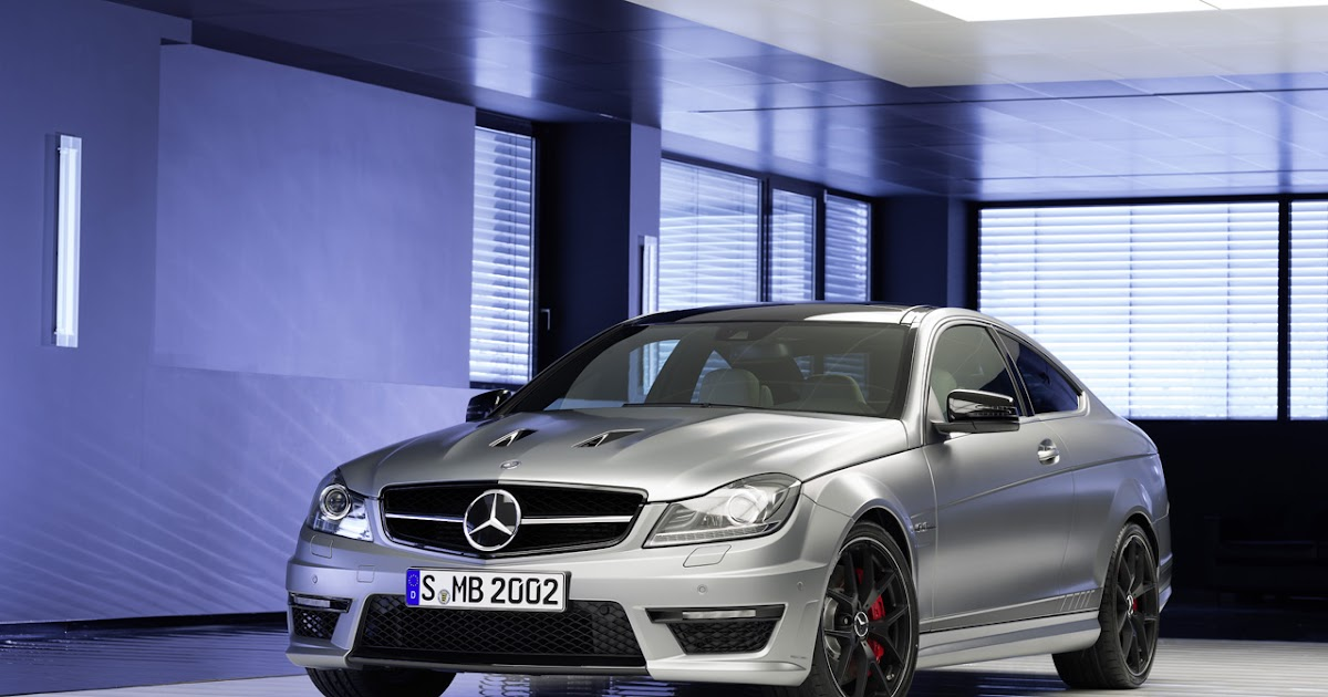 All cars nz 2013 mercedes benz c63 amg edition 507