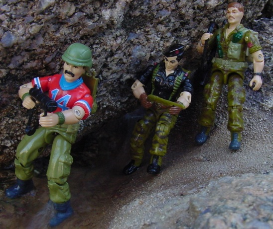 1985 Bazooka, Alpine, Silver Mirage, Crankcase, Flint, Snake Eyes, 2002 Night Rhino, Footloose