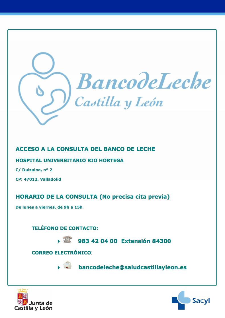 BANCO DE LECHE CYL
