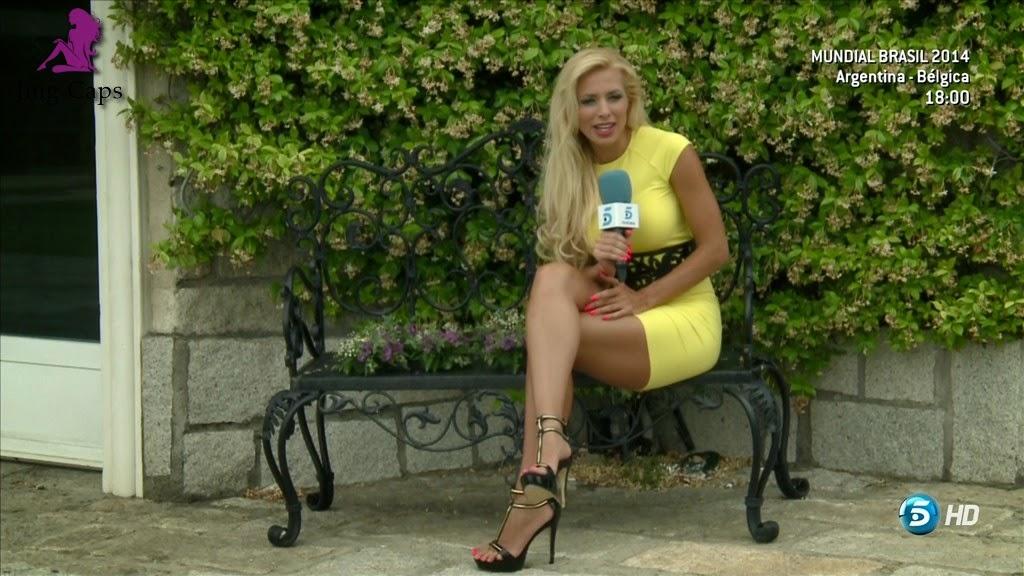 CAROLINA ALCAZAR, MAS QUE COCHES GT (05.07.14)
