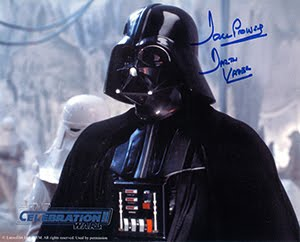 Official Pix has Dave Prowse autographs in stock!