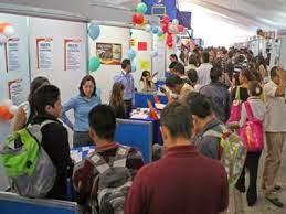Feria de empleo en Michoacan