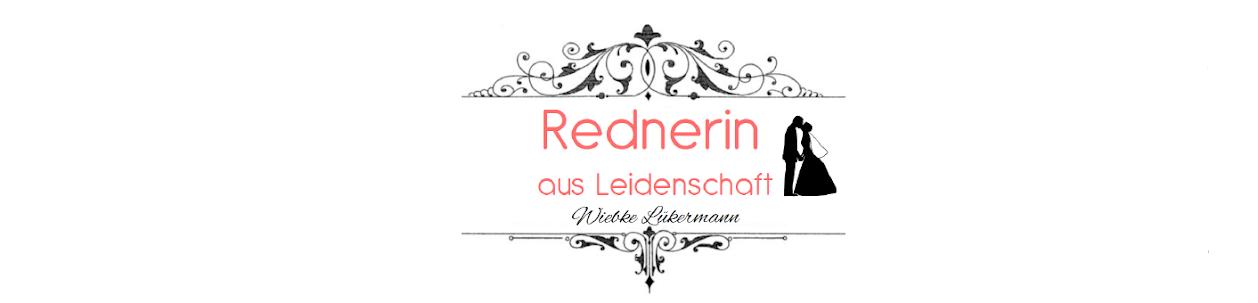 Redner/in für eine freie Trauung - rund um Hannover - Wiebke Lükermann
