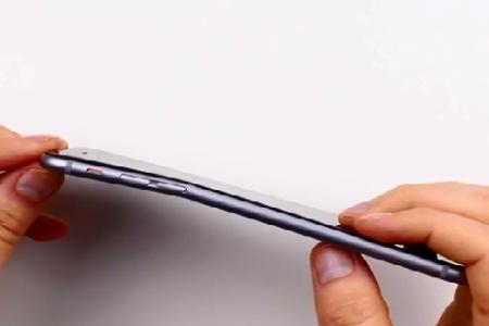iPhone 6 Plus Mudah Bengkok, Rosak