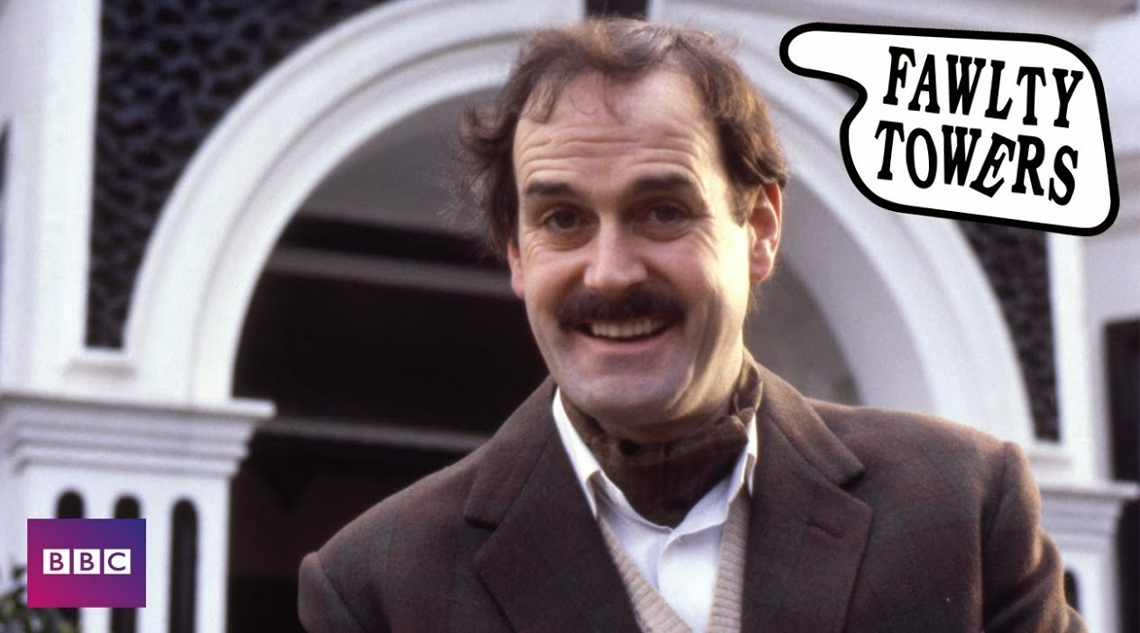 FAWLTY TOWERS LESSONS