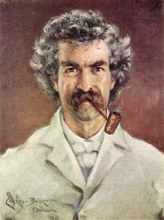 Mark Twain on back translation & French - medical translation