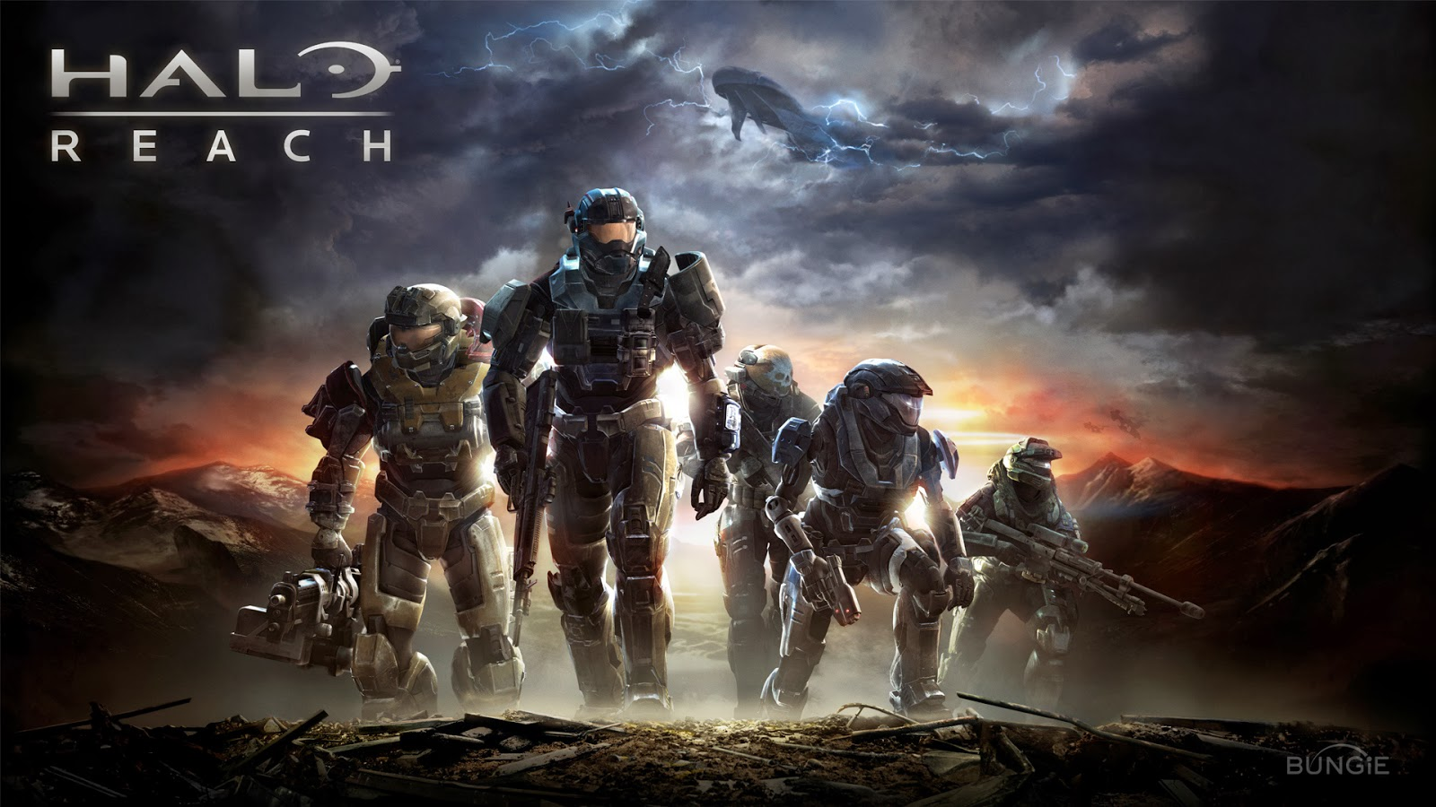 Wallpaper Halo Reach
