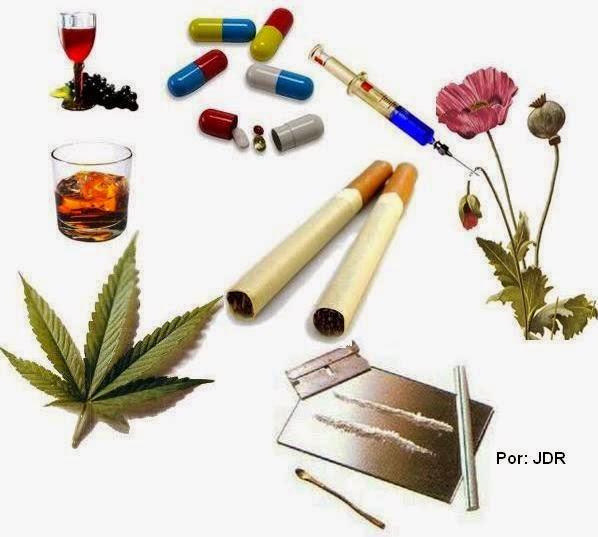 Drogas - Destruição Total para adolescentes