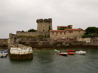 Fort Socoa en Ciboure
