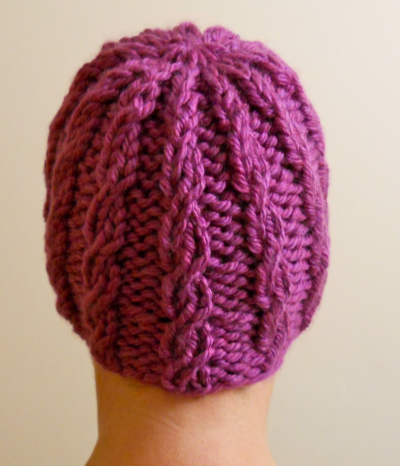 Knitting with Schnapps: Introducing Braided Hope: A Hat ...
