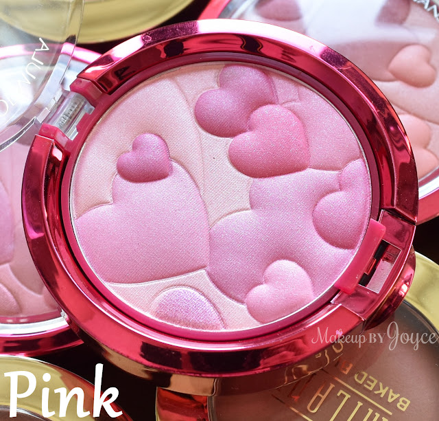 Physicians Formula Happy Booster Blush Pink Swatch