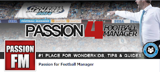 Passion 4 Football Manager Facebook Page