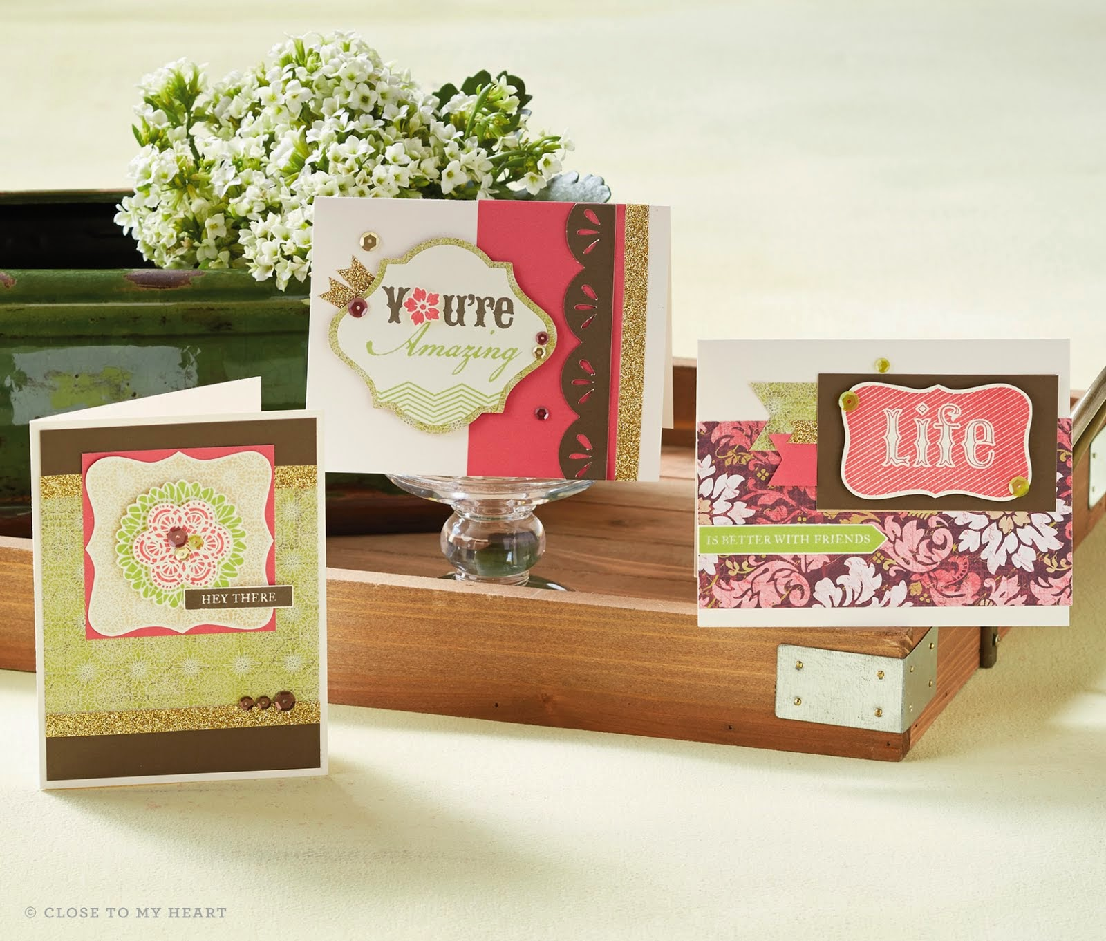 April Featured Card Kit