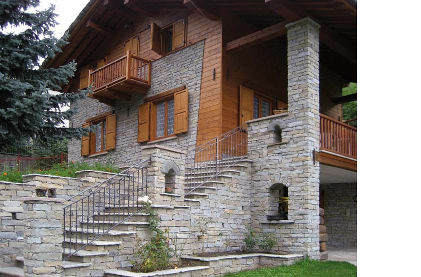 Fotos de fachadas de piedra todo sobre fachadas - Fotos de casas de piedra ...