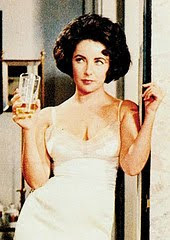 Elizabeth Taylor in her Oscar Winning Role in Butterfield 8