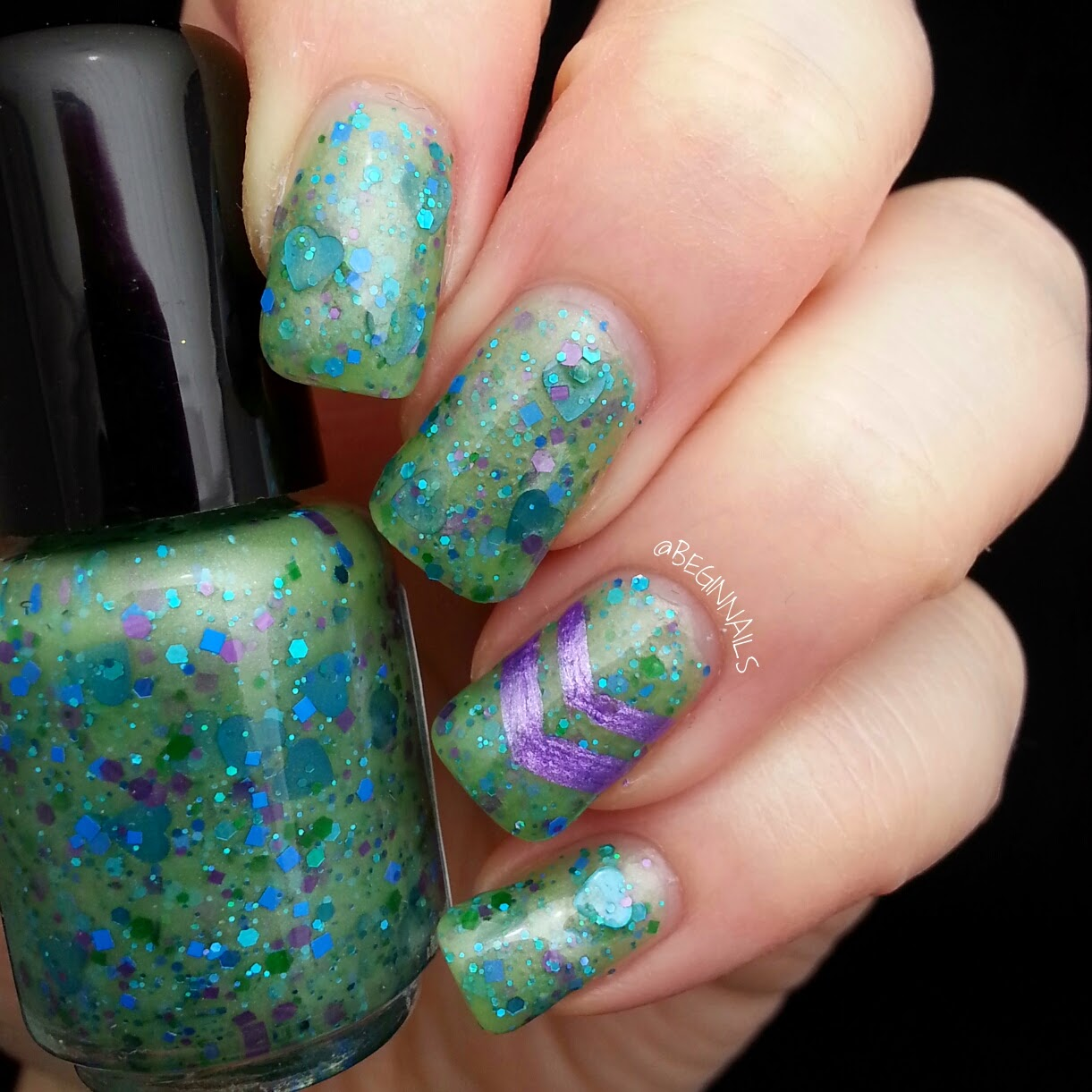 Let\'s Begin Nails: Super Nails\' Personal Ads Collection Swatches and ...
