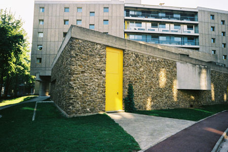 Arquitetura unipac l cio costa - Maison du bresil paris ...