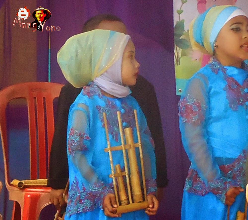 Perpisahan dan Gebyar Kreasi Seni anak didik TK As Salam, Kp. Gardu, Bendungan, Pagaden Barat, Kab. Subang