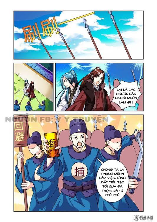 Lưu Manh Giang Hồ Chap 14