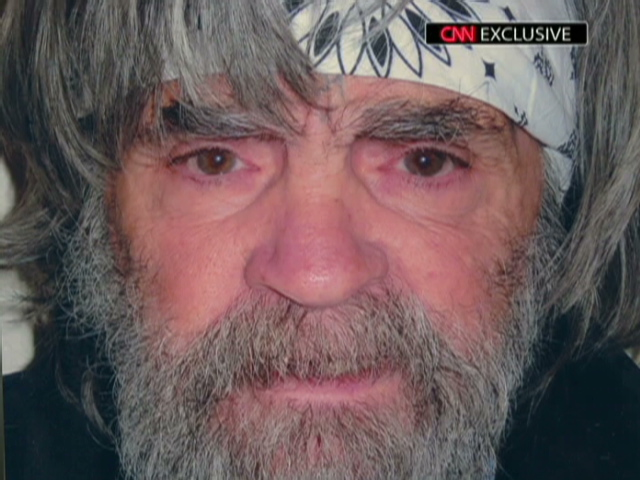 Photo of Charles Exclusively Taken by CNN