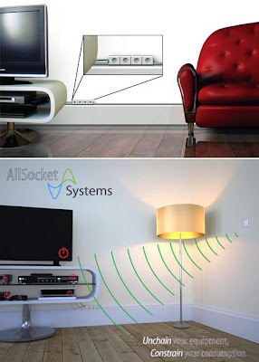 Innovative Electrical Outlets and Cool Power Sockets (21) 9