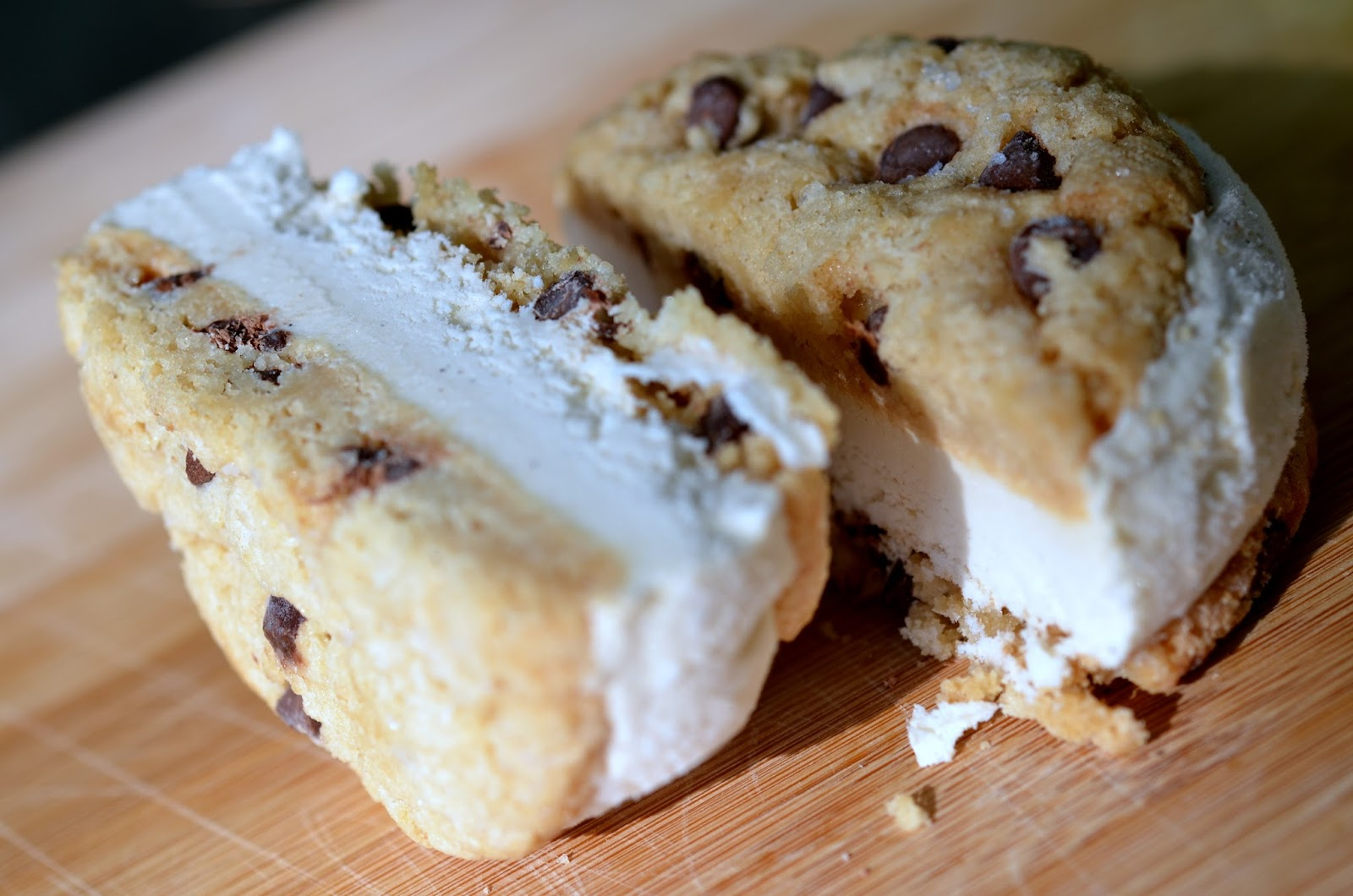 ... Cream Informant: REVIEW: Three Twins Vanilla Bean Ice Cream Sandwiches