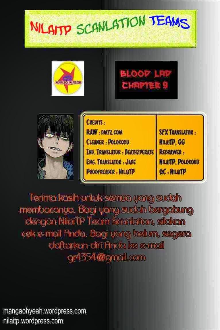 Dilarang COPAS - situs resmi www.mangacanblog.com - Komik blood lad 009 10 Indonesia blood lad 009 Terbaru 32|Baca Manga Komik Indonesia|Mangacan