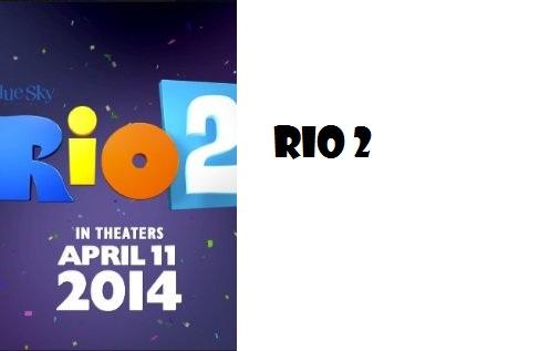 Rio 2 release dates