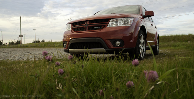 2013 Dodge Journey R/T Rallye flowers