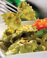Salada Italiana de Farfalle (vegana)
