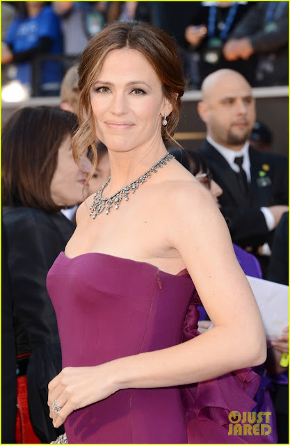 ben affleck jennifer garner oscars 2013 red carpet 02 Mega Photo Collection From The Oscars 2013