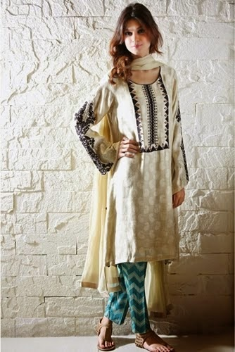 Maria.B Eid Dress Collection