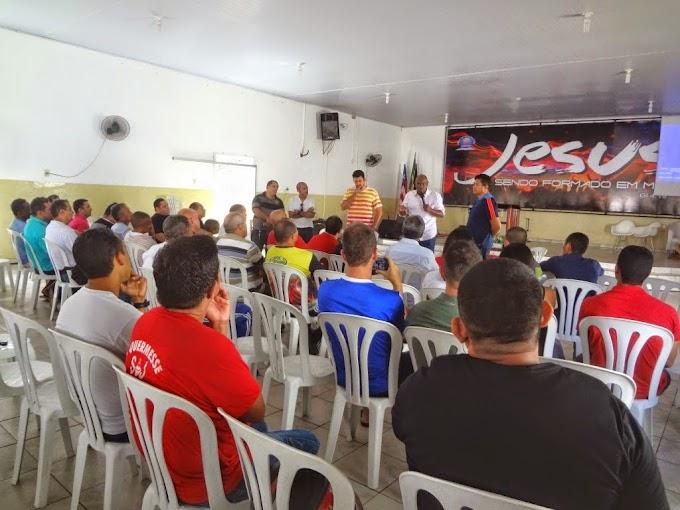 Pinheiro: Militares recebem Cabo Campos para o diálogo com Militares