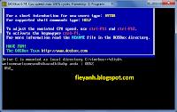 Cara Compile Bahasa C di DOSbox