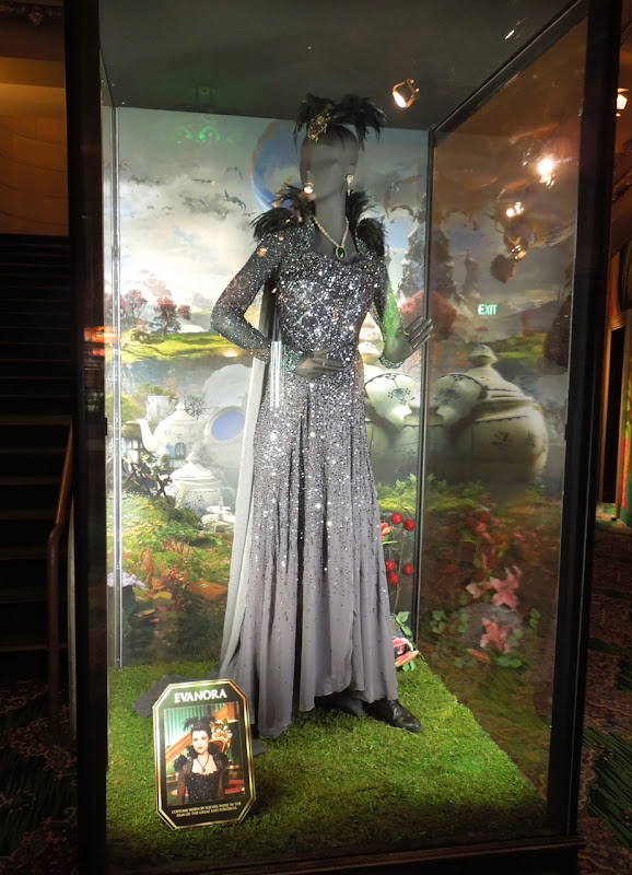 Original Evanora costume Oz Great Powerful