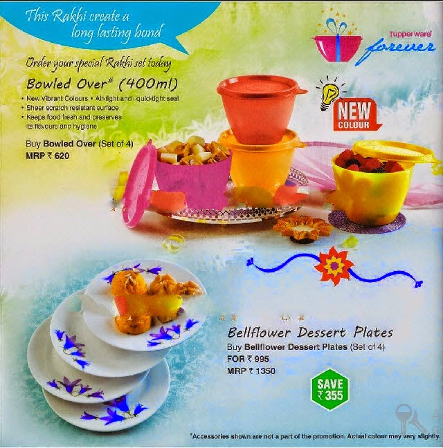 Tupperware July flyer