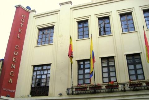Hotel Cuenca En Ecuador