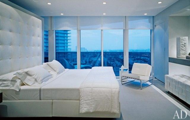 Habitaciones blancas white bedroom for Habitaciones de matrimonio blancas