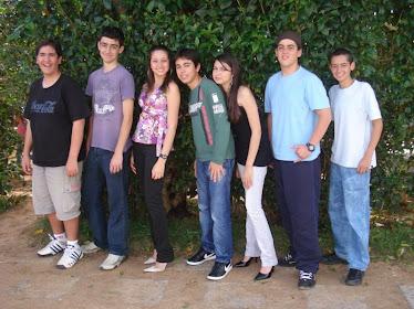 FORMANDOS - 2008