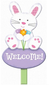 Bunny_Welcvome_Lawn_Sign