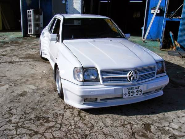 mercedes w124 abc exclusive