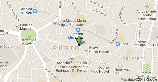 Onde está Reiki Portugal