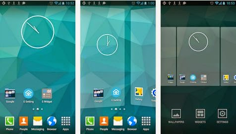 S Launcher Galaxy S5 Launcher V2.1