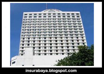 Alamat Telepon Tarif Hotel Garden Palace Surabaya