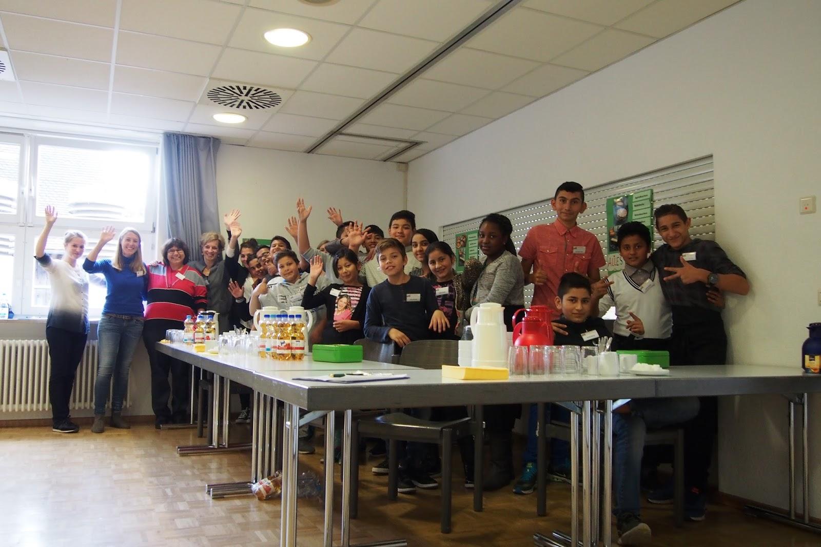 Küchendienst Aufgaben ~ lessingschule cateringsauftrag beim praxisforum am 21 oktober 2015