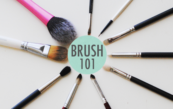 essential brushes, makeup brushes, must have makeup brushes, mac brush, crown brush, obsessive compulsive cosmetics brush